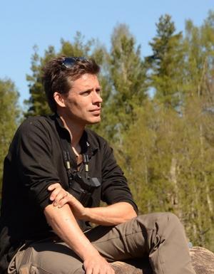 Per Bengtsson har ingen förklaring till varför det inte finns igelkottar i Ångermanland, när de är ganska vanliga norr och söder om oss.