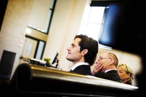 Prins Carl Philip besöker Åre i november.
