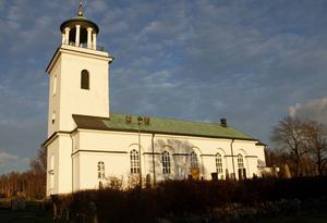 Snart börjar underhållsarbetet vid Timrå kyrka.
