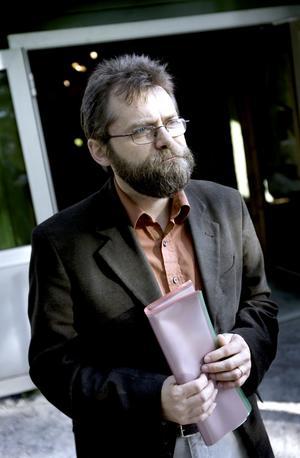 Josep Call, professor på världens största primatforskningsstation i tyska Leipzig, ser fram emot samarbeten med den nya forskningsstationen i Furuvik.
