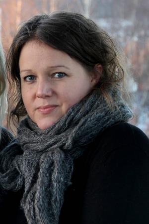 Jennifer Granath har drivit Trädgårdscaféet i fyra säsonger.