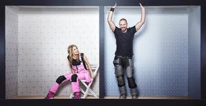 Laila Bagge och Björn Christiernsson hjälper hemmafixarna i