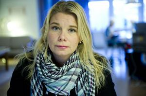Anna Reynberg Sjölund berättar att i januari, lite försenat, öppnas ett nytt LSS-boende.