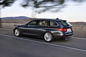 BMW 320d. Foto: BMW