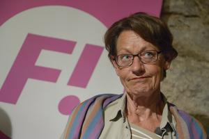 Gudrun Schyman (Fi).