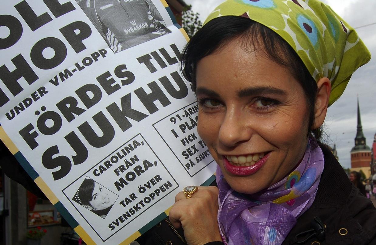 Annika jankell tar over svensktoppen