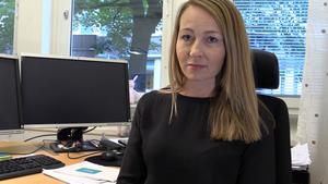 Annika Reibom är ekonom och specialiserad på att utreda ekonomisk brottslighet.