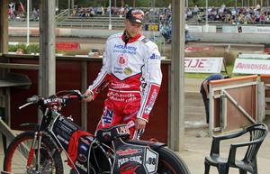 Timo Lahti kom till Rospiggarna 2009. Nu ska han köra i Lejonen. – Det känns konstigt, säger Mikael Teurnberg.
