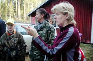 Ann Eriksson har arrangerat jaktläger för barn och ungdomar i nio år.