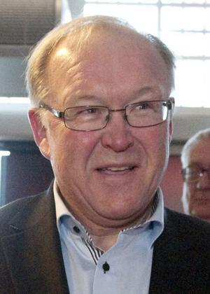 Göran Persson (S), före detta statsminister.