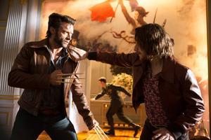 Hugh Jackman återvänder till rollen som Wolverine. I