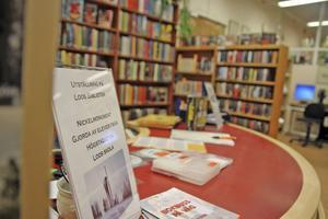 Biblioteket i Los undantas besparingarna det här året. Det innebär att biblioteket kommer ha öppet som vanligt i sommar tisdagar och torsdagar klockan 16-19.