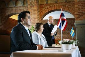 Bangkok och Östersund blickar fram mot en framtid i vänskapens tecken.