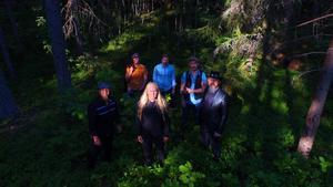 Crash n Recovery, som tidigare i år vann länsfinalen av Svensktoppen Nästa, släpper nu sin nya skiva och Forsedbandet har höga ambitioner.