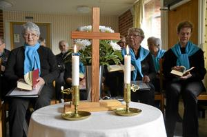 Kyrklig förankring. Kören startades av svenska kyrkan i Kuma men omfattar nu även andra församlingar. Övar gör man en gång i veckan i Johanneskyrkan.