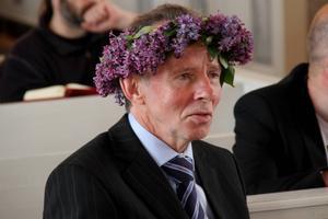 För sista året var Ragnar Svensson med som en av lärarna, då Ilsbo skola höll avslutning.
