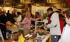 Lodge och lya 2011 på Vemdalsskalet blev en lyckad tillställning. Närmare 4000 besökare räknades in under två dagar, och såväl utställare som besökare var nöjda.