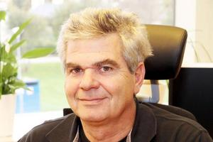 Panos Alepliotis är samhällsbyggnadschef i Härjedalens kommun.