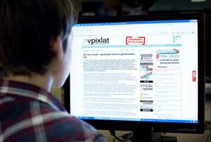Få kommenterar nyhetsartiklar på nätet men de som gör de får stor påverkan på samhällsdebatten.