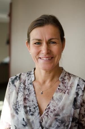 Petra Weckström.