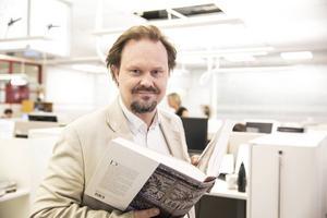 Jens Runnberg, en välkänd röst i Daladebatten, kommer att bli BT:s nye politiske redaktör.