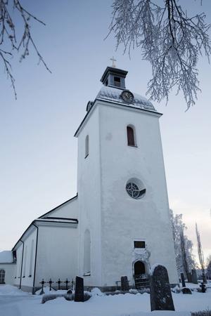 Hammerdals kyrka.