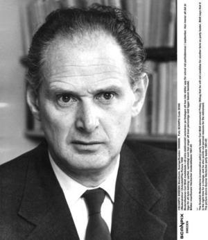 Gunnar Heckscher, någon som minns?
