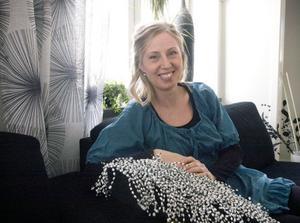Eva Nordlander, 36 år från Härnösand, har utsetts till ny vd för Saminvest Mitt.
