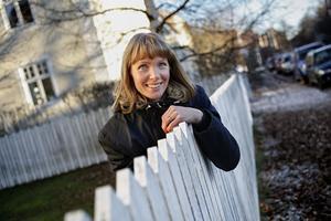 Erika Åberg berättar att enhetliga staket var ursprungsidén.