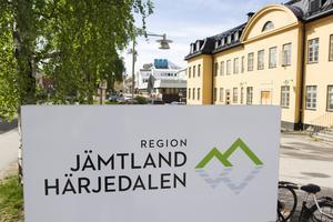 Region Jämtland Härjedalen polisanmäler misstänkt olaga hot och trakasserier mot en anställd.