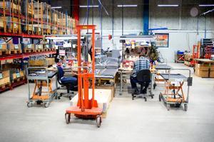 Vecka 18 påbörjar Permobil flytta delar av produktionen till fabriken i Tennessee.