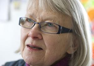Britt-Marie Malm, fyller 70 år måndag 23 juli, vilket firas i förskott. Det blir öppet hus på söndagseftermiddagen.