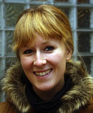 Jessica Bartling blir ny turistvärdinna i Ånge.