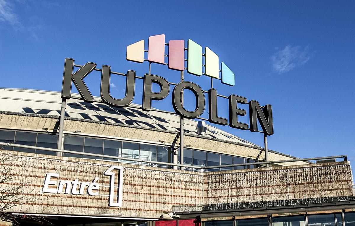5b515a29a44d Två butiker upphör i Kupolen - en klädbutik och en klockbutik