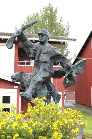 Bronsskulpturen