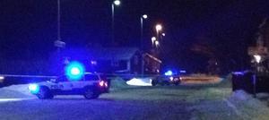 Ett rån inträffade mot guldsmedsbutiken i Svärdsjö på torsdagsaftonen. Foto: Läsarbild