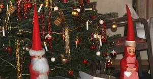 Tomteyra eller utsmyckad gran? Hur gör du för att få julstämning hemma?