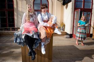 Foto:  Jessica Gow / TT Bild från duons tidigare föreställning Fäboland.
