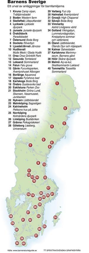Klicka på bilden för att se massor av tips i Sverige.