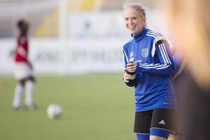 Anna Jonsson är klar för ytterligare en säsong i ÖDFF.