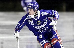 Eric Ågren kommer inte till spel för Motala i vinter (arkivbild).