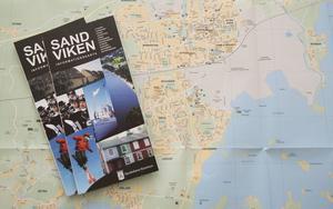 Samhällsbyggnadsförvaltningen har efter 24 år tagit fram en ny karta över Sandvikens kommun.