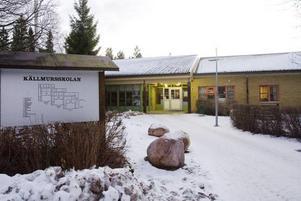 Ny organisation. 2012 lämnar högstadieeleverna Källmurs- skolan och flyttas över till Lillhagsskolan.