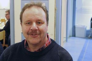 Roland Söderberg tycker att det ska bli spännande och roligt att förstå Stiftgården.