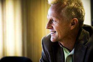 Nationalekonomen, författaren och debattören Stefan Fölster besökte i går Örnsköldsvik för att prata företagsklimat och innovationer.