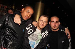 Silk. Johan, Jonas och Ali