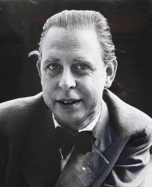 Rune Lindström. 1916 - 1973.