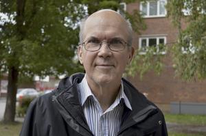 Anders Engman, 61 år, elmontör, Uppsala: –Jag stör mig på all reklam på tv. I tidningar bryr jag mig inte så mycket om den.