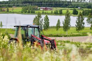 Utan stödet hade Magnus Andersson varit tvugen att köpa in billigare maskiner.
