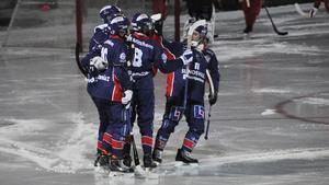 Selånger SK besegrade Söråker Bandy i derbyt.